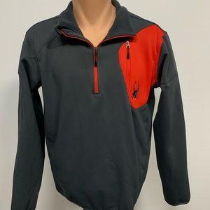 Spyder 1/4 Zip Pullover Jacket